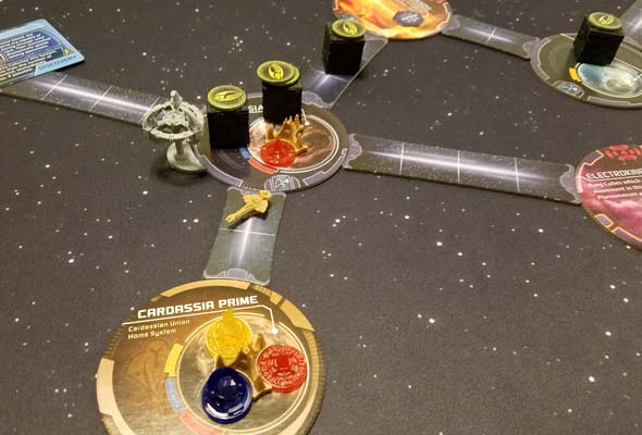 Star Trek: Ascendancy - Collective efficiency