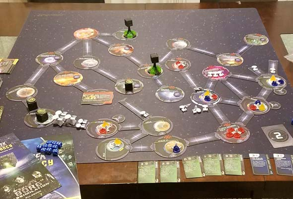 Star Trek: Ascendancy - Borg funnel