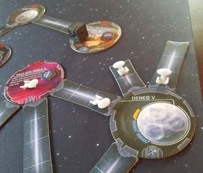 Star Trek: Ascendancy - unfinished starlanes