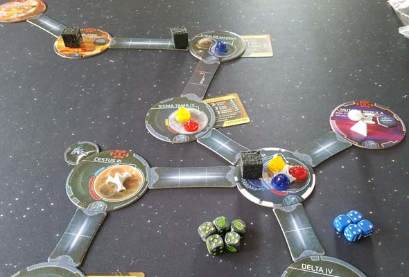 Star Trek: Ascendancy - Assimilating Earth