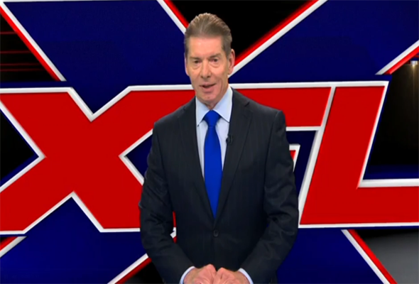 XFL announcement