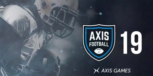 Axis Football 19 - title