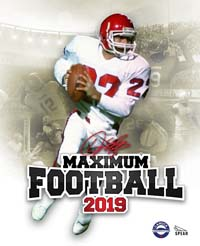 Maximum Football 2019 - cover