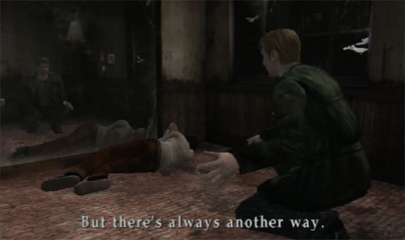 Silent Hill 2 - there's always another way