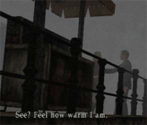 Silent Hill 2 - feel how warm I am