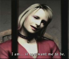 Silent Hill 2 - if you want me to be