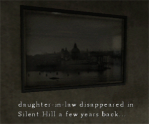 Silent Hill 4 - James is missing