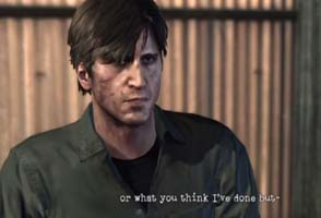Silent Hill Downpour - Murphy doesn't know