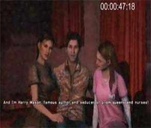 Silent Hill Shattered Memories - adulterer Harry