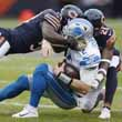 Trubisky finally has a good game, keeps the Bears out of NFC North basement -- for now