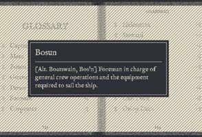 Return of the Obra Dinn - glossary
