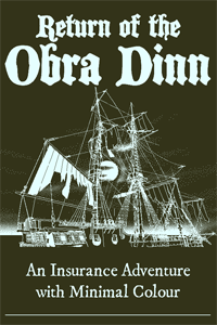 Return of the Obra Bin - cover