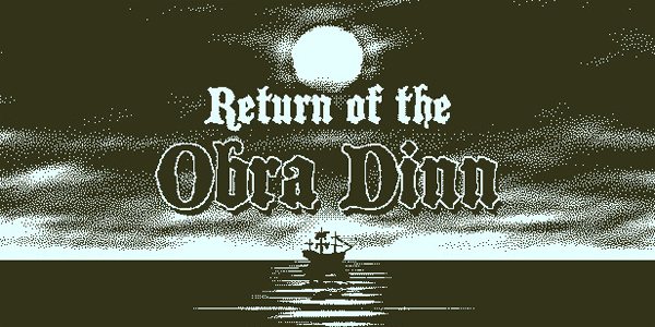 Return of the Obra Dinn - title