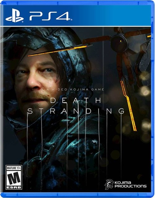 Death Stranding - cover