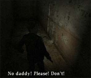 Silent Hill 2 - labyrinth before Abstract Daddy