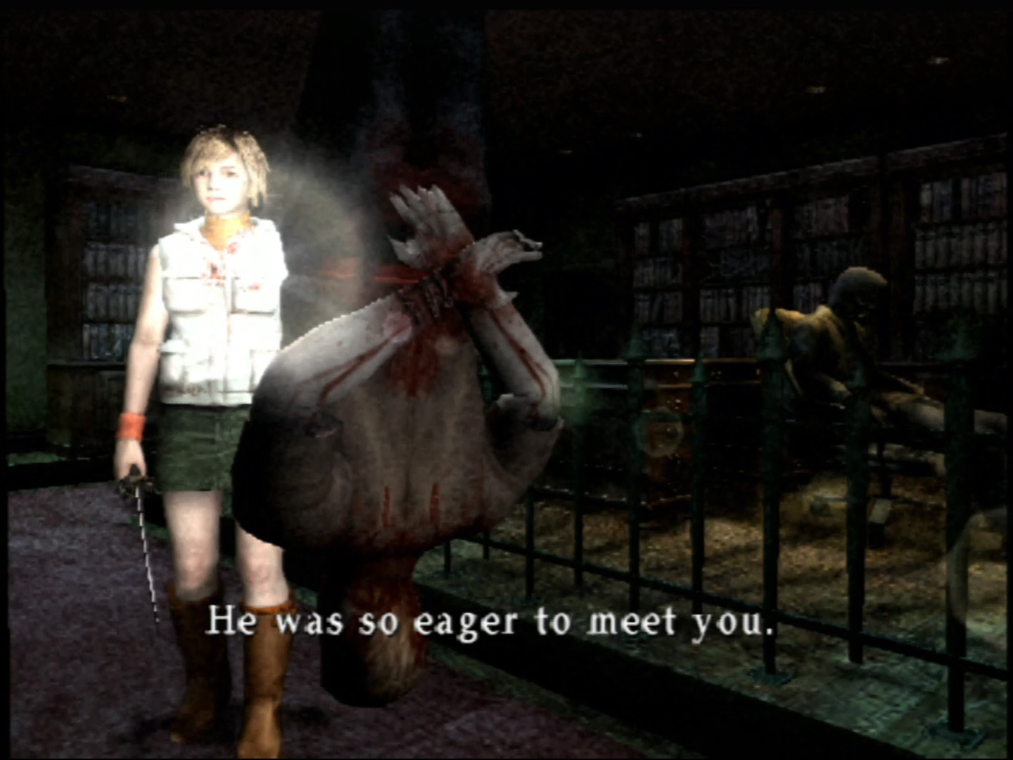 The Game That Silent Hill 3 Might Have Been Mega Bears Fan