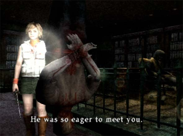 Silent Hill 3 - Haunted Mansion