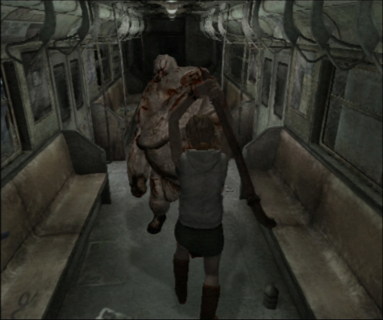 silent hill 3 monsters