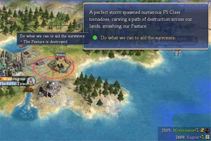 Civilization IV - random event