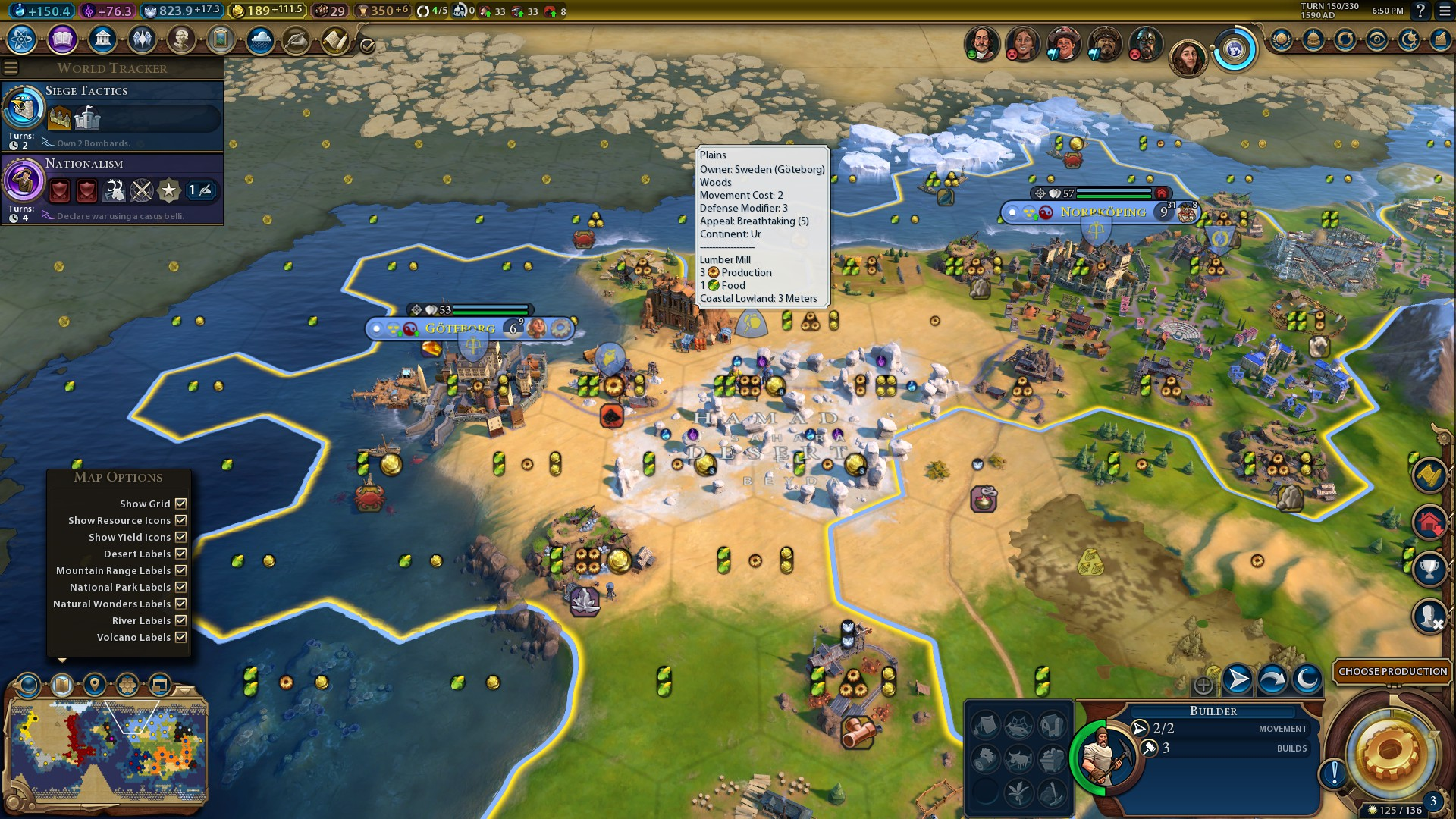 How Gathering Storm is changing how I play Civilization VI | Mega