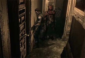 Resident Evil REmake - Crimson Head