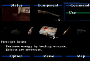 Silent Hill 2 - low health