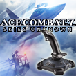 Yes, you can MAYBE play Ace Combat 7 with an un-supported flight stick!