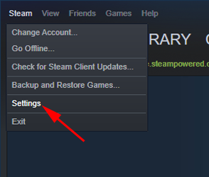 Steam Controller Settings
