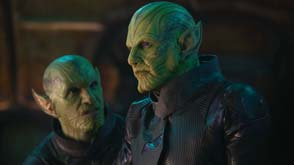 Captain Marvel - Skrull