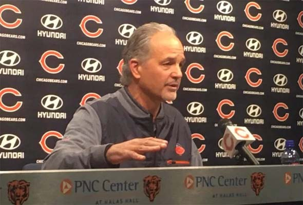 Chicago Bears - Chuck Pagano