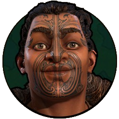 Civilization VI - Kupe portrait