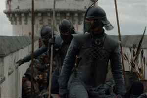 Game of Thrones - Unsullied at Casterly Rock