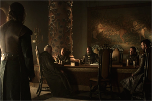 Game of Thrones - small council