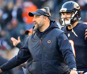Chicago Bears - Matt Nagy