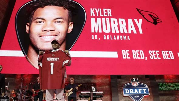 2019 NFL Draft - Cardinals select Kyler Murray
