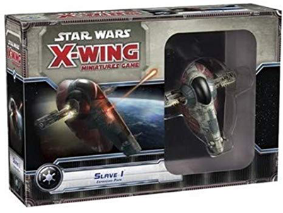 X-Wing 1st ed Slave 1