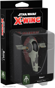 X-Wing 2nd ed - Slave 1