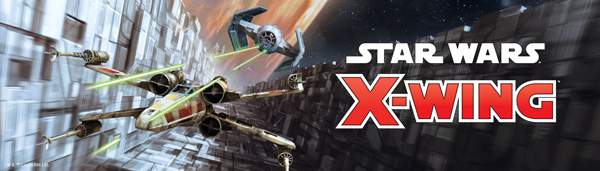 Star Wars X-Wing 2nd edition miniatures game