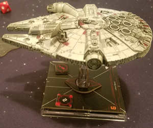 X-Wing 2nd ed - double turret
