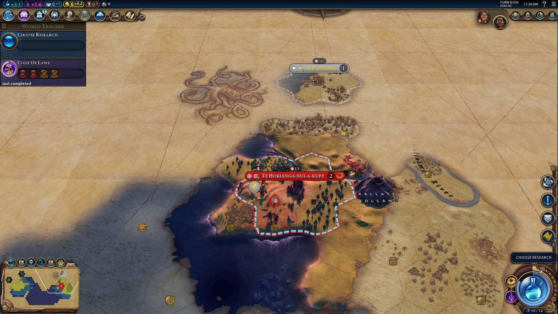 Kupe's Māori are at home on the oceans of Civilization VI
