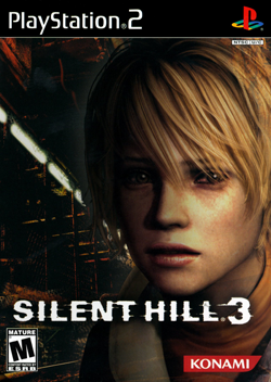 Silent Hill 3 - cover