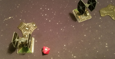 X-Wing 2nd ed - escalation reinforcement