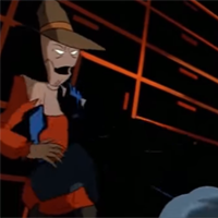 Batman Animated Series - Scarecrow
