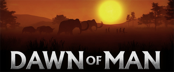 Dawn of Man - title