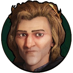 Civilization VI - Matthias Corvinus portrait