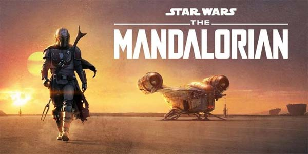 The Mandalorian - title