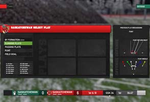 Doug Flutie's Maximum Football 2020 - no running plays