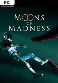 Moons of Madness - cover