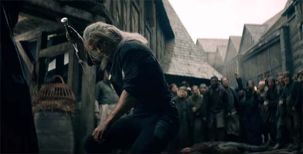 The Witcher (Netflix) - Butcher of Blaviken