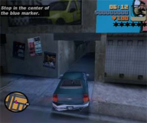 Grand Theft Auto III - mission